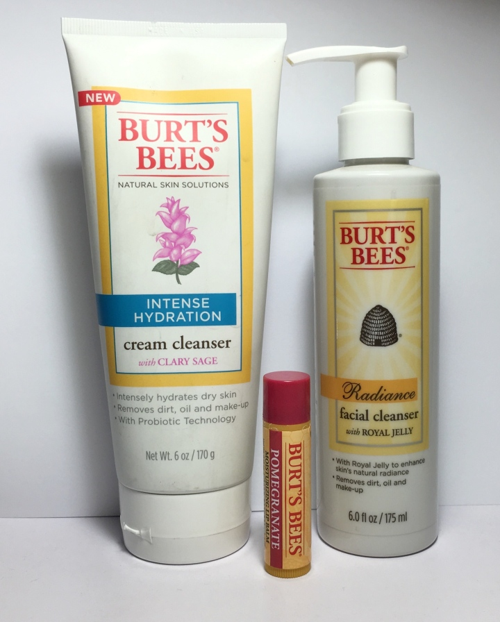 Burt's Bees Radiance Facial Cleanser andmore!
